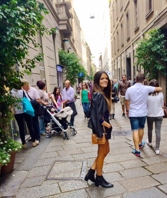 AN ITALIAN WEEKEND IN MILAN