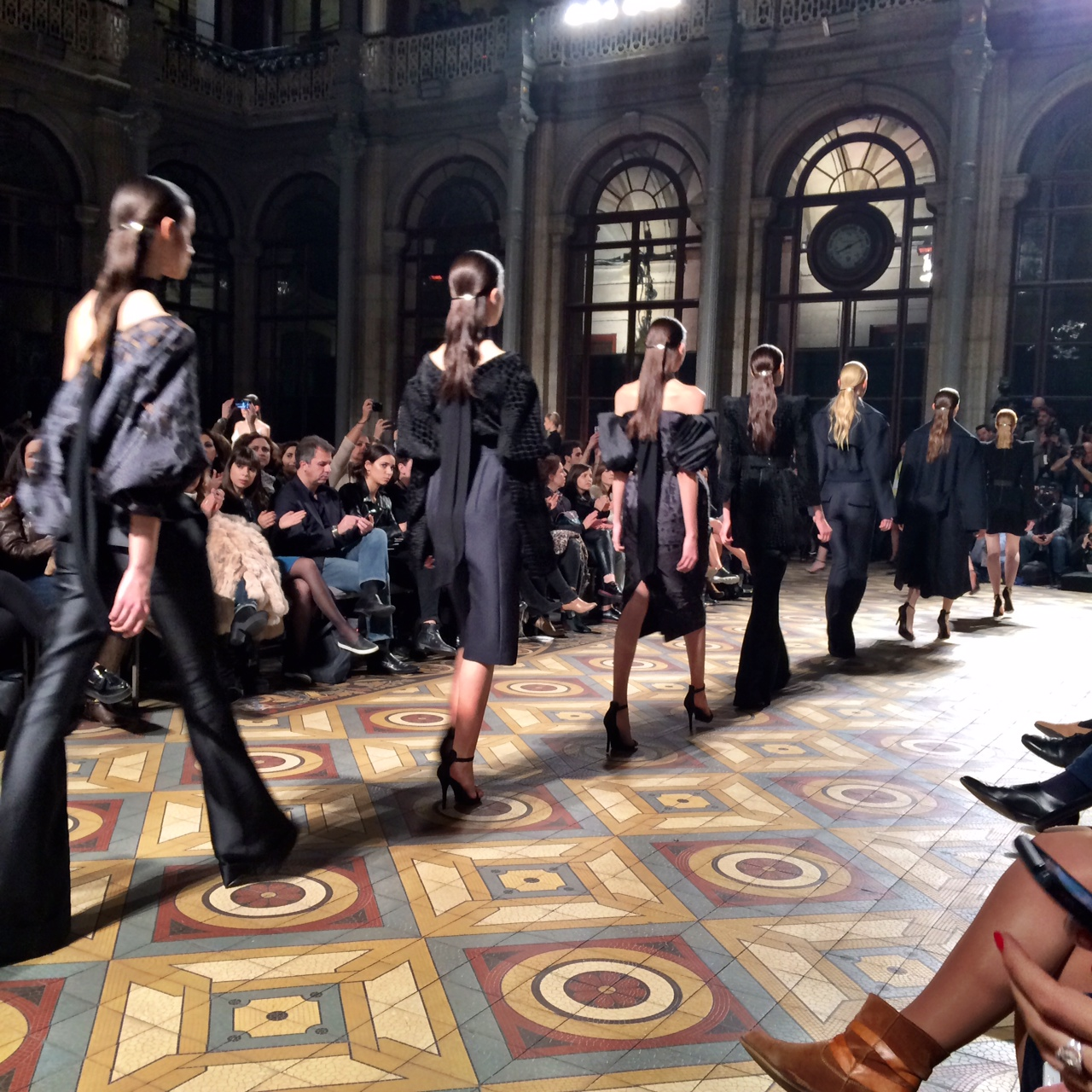 PORTUGAL FASHION FW 2015 – THE SHOW MUST GO ON