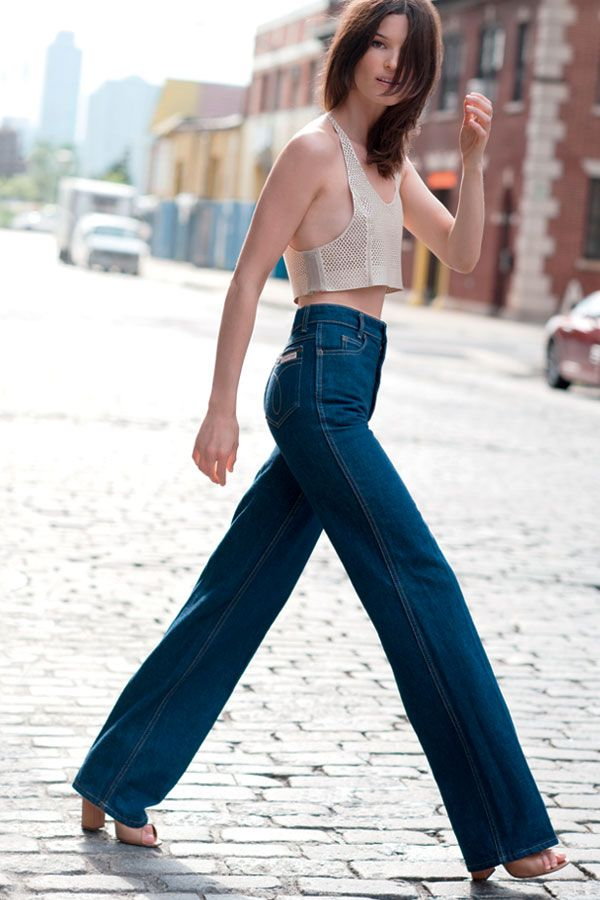 HIGH WAIST DENIM: LOVE IT OR HATE IT
